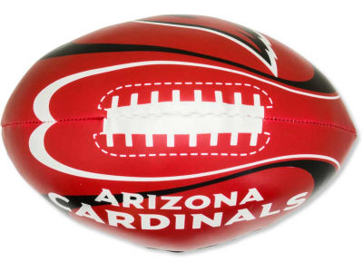 Arizona Cardinals Softee Goaline Football 8inch