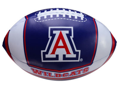 Arizona Wildcats Softee Goaline Football 8inch
