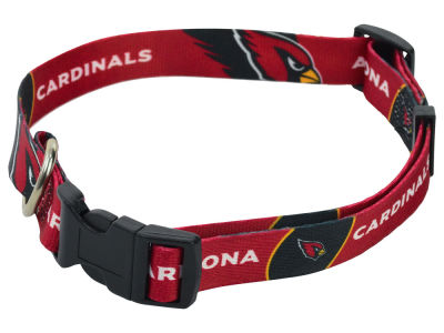Arizona Cardinals Large Dog Collar