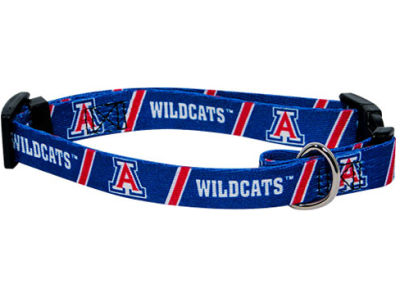 Arizona Wildcats Large Dog Collar
