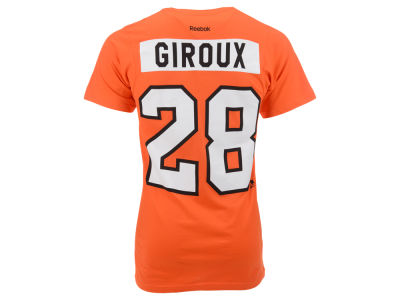 Philadelphia Flyers Claude Giroux Reebok NHL Men's Player T-Shirt