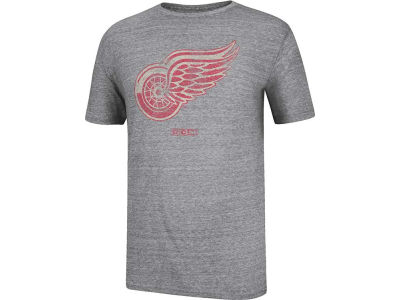 Detroit Red Wings Reebok NHL CCM Bigger Logo T-Shirt