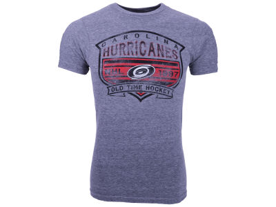 Carolina Hurricanes Old Time Hockey NHL Barton T-Shirt