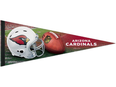 Arizona Cardinals 12x30in Pennant