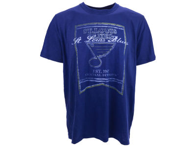 St. Louis Blues NHL Raise the Banner T-Shirt