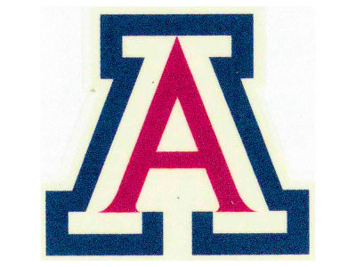 Arizona Wildcats Tattoo 4-pack