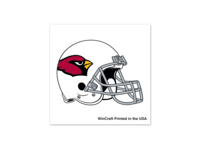 Arizona Cardinals Tattoo 4-pack