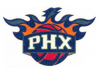 Phoenix Suns Tattoo 4-pack