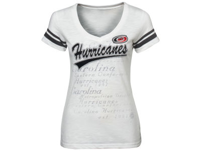 Carolina Hurricanes NHL Womens Over Achiever T-Shirt