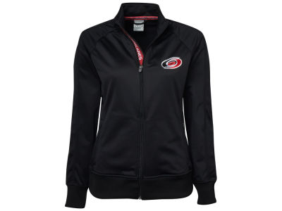 Carolina Hurricanes NHL Womens Venture Text Jacket