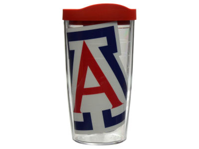 Arizona Wildcats 16oz. Colossal Wrap Tumbler with Lid