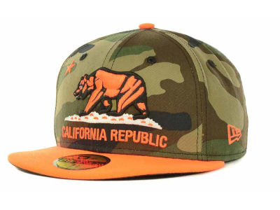 New Era California Republic 59FIFTY Cap