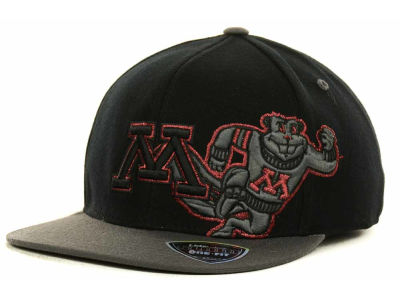 Minnesota Golden Gophers Top of the World NCAA Slam Dunk One Fit 2 Cap