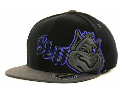 Saint Louis Billikens Top of the World NCAA Slam Dunk One Fit 2 Cap