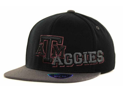 Texas A&M Aggies Top of the World NCAA Slam Dunk One Fit 2 Cap