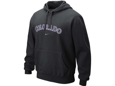 Colorado Rockies Nike MLB Men's Classic Hoodie