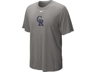 Colorado Rockies Nike MLB Men's AC Dri-Fit Logo Legend T-Shirt