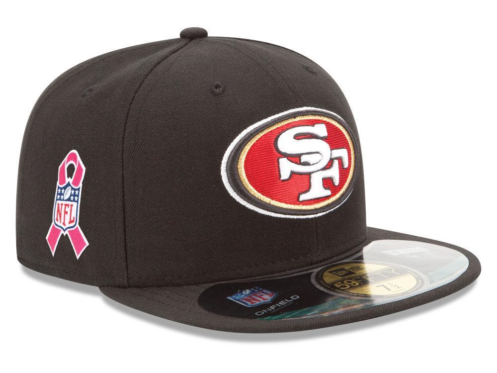 San Francisco 49ers New Era NFL 2013 BCA On Field 59FIFTY Cap  6bd9af8ad