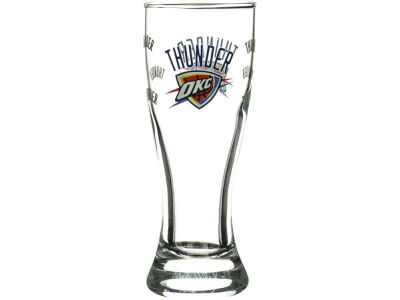 Oklahoma City Thunder Satin Etch Mini Pilsner