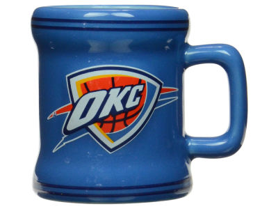 Oklahoma City Thunder 2oz Mini Mug Shot