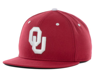 Oklahoma Sooners Nike NCAA Nike Team Sports Authentic Fitted Baseball Cap