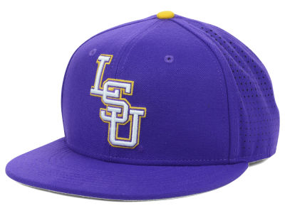 LSU Tigers Nike NCAA Authentic Vapor Fitted Cap