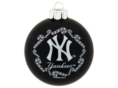New York Yankees Traditional Ornament Candy Cane