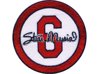 St. Louis Cardinals Stan Musial Stan Musial Patch