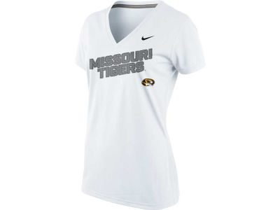 Missouri Tigers Nike NCAA Womens Stealth Legend Vneck
