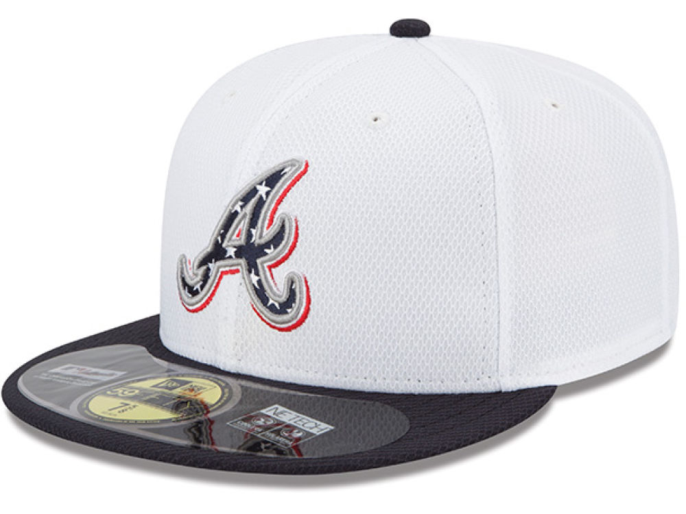00c94d9b670 ... switzerland atlanta braves new era mlb 2013 july 4th stars stripes  59fifty cap ae7f0 bc379