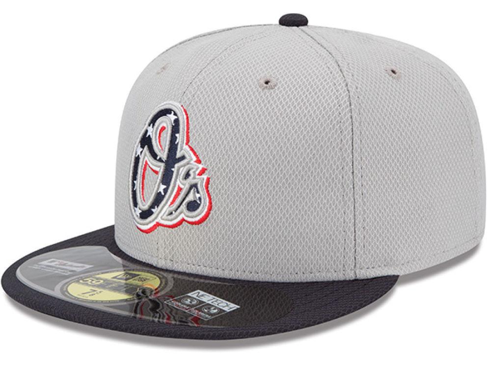 best sneakers d298b 52eaa Baltimore Orioles New Era MLB 2013 July 4th Stars   Stripes 59FIFTY Cap    lids.com