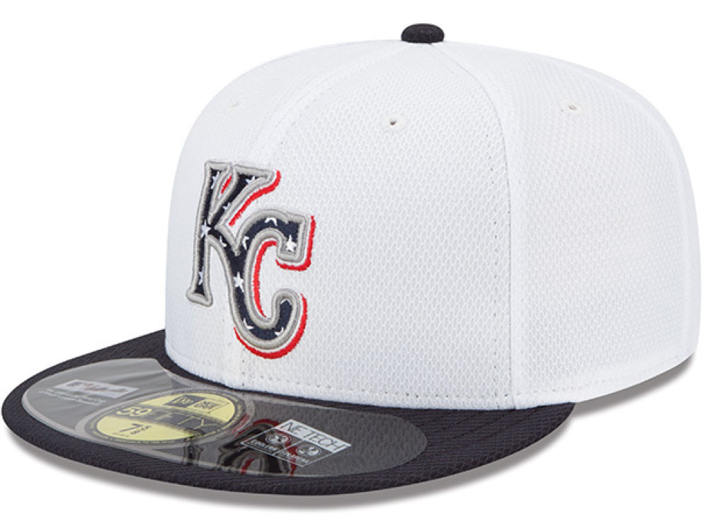 huge discount 279f9 8fc88 australia kansas city royals new era mlb 2013 july 4th stars stripes  59fifty cap 251db 47a67