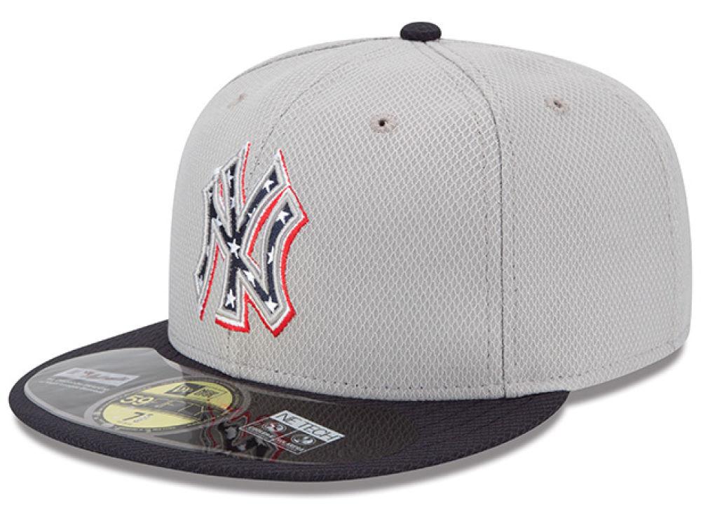 0c5558b997f New York Yankees New Era MLB 2013 July 4th Stars   Stripes 59FIFTY Cap
