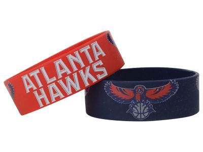 Atlanta Hawks 2-pack Wide Bracelet