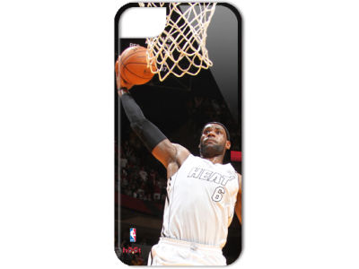 Miami Heat LeBron James iPhone SE Cover-Hoot