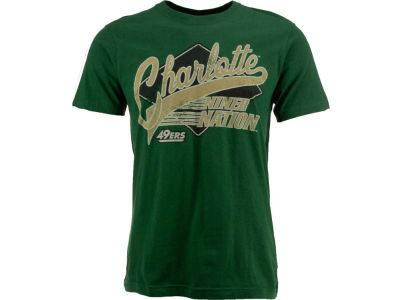 Charlotte 49ers NCAA Speed Limit Slub T-Shirt