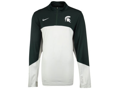 Michigan State Spartans Nike NCAA Men's Long Sleeve Shoot Around Shirt