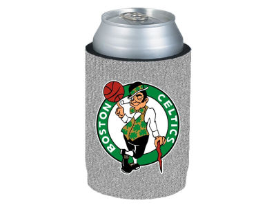 Boston Celtics Glitter Can Coozie