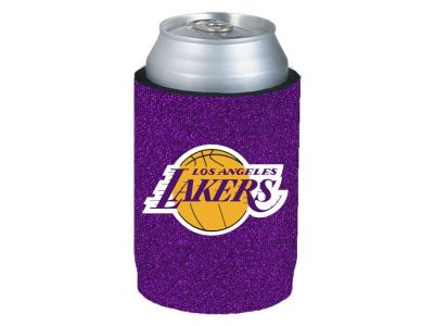 Los Angeles Lakers Glitter Can Coozie