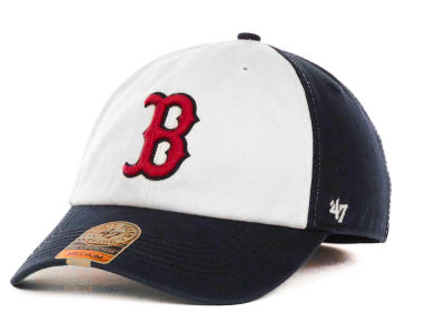 Boston Red Sox '47 MLB Hall Of Famer '47 FRANCHISE Cap