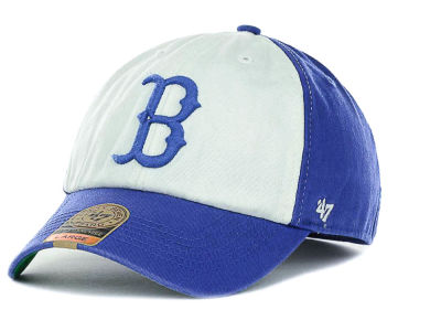 Brooklyn Dodgers '47 MLB Hall Of Famer '47 FRANCHISE Cap