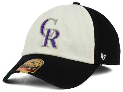 Colorado Rockies '47 MLB Hall Of Famer '47 FRANCHISE Cap