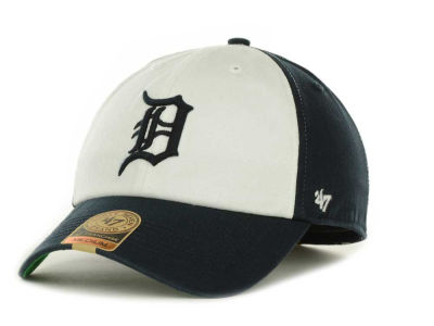 Detroit Tigers '47 MLB Hall Of Famer '47 FRANCHISE Cap