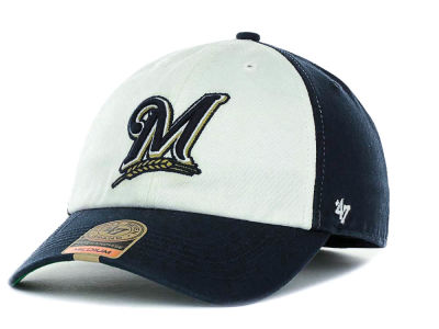 Milwaukee Brewers '47 MLB Hall Of Famer '47 FRANCHISE Cap