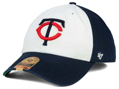 Minnesota Twins '47 MLB Hall Of Famer '47 FRANCHISE Cap