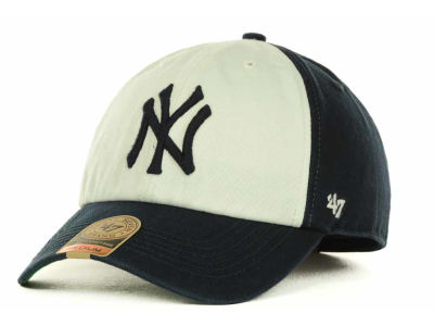 New York Yankees '47 MLB Hall Of Famer '47 FRANCHISE Cap