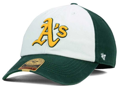 Oakland Athletics '47 MLB Hall Of Famer '47 FRANCHISE Cap