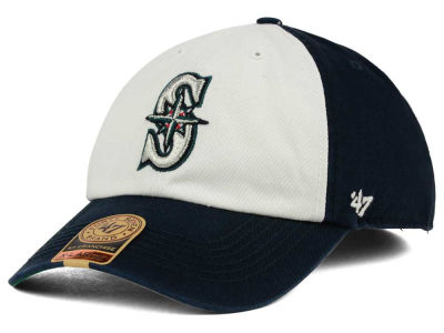 Seattle Mariners '47 MLB Hall Of Famer '47 FRANCHISE Cap