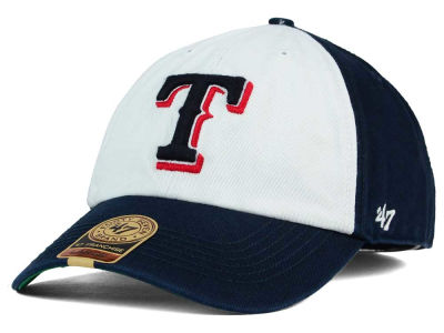 Texas Rangers '47 MLB Hall Of Famer '47 FRANCHISE Cap
