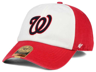 Washington Nationals '47 MLB Hall Of Famer '47 FRANCHISE Cap